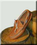 double soled moccasins
