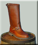 highland 12 inch pull-on boots
